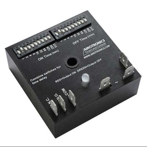 AIROTRONICS TGKAD31023/1023EE1HS Encapsulated Timer Relay, 1023sec, 5/6 Pin
