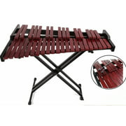 Professional Wooden  37-Key Wooden Xylophone  Xylophone with 37 note for Adults & Kids - Includes 2 Wooden BeatersMallets, Stand, and Gig Bag
