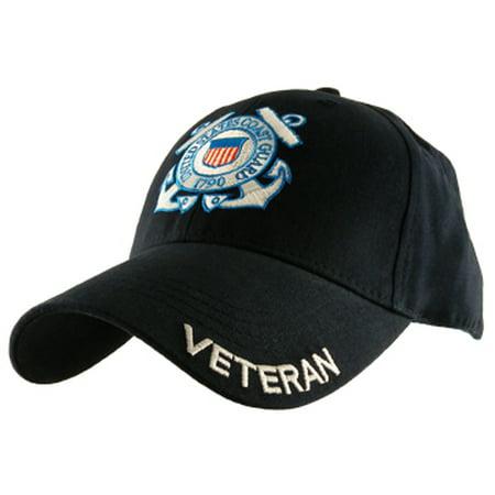 U.S. Coast Guard Veteran Ball Cap