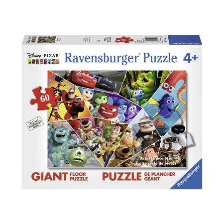Disney Pixar - Ultimate Pixar Giant Floor Puzzle: 60 Pcs