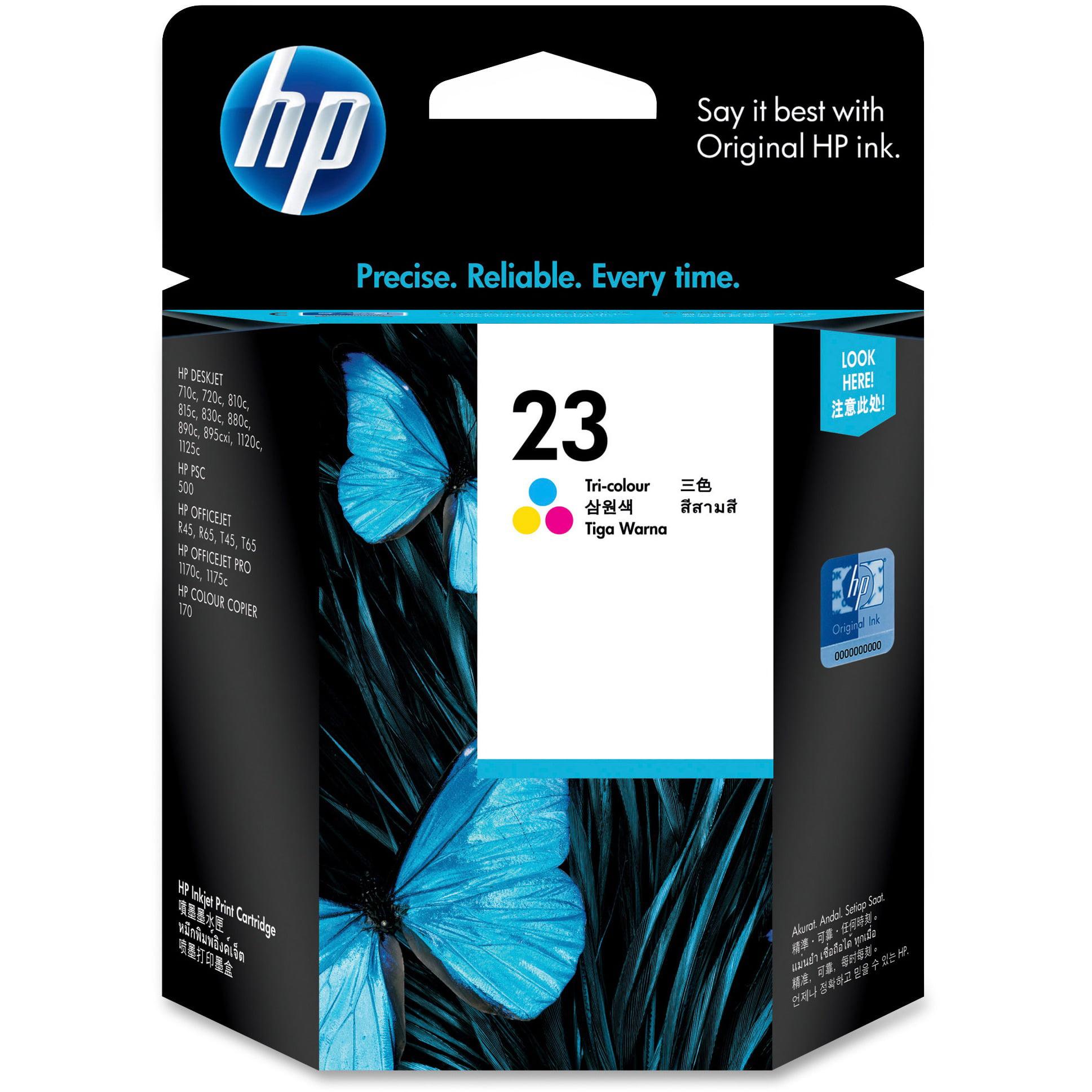 HP, HEWC1823D, C1823D Color Ink Cartridge, 1 Each