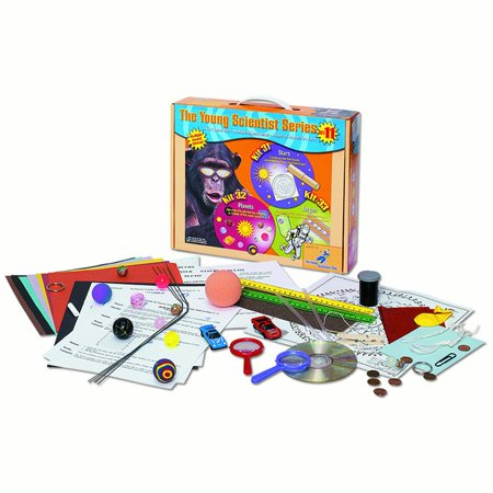 The Young Scientists Series - Science Experiments Kit - Set #11
