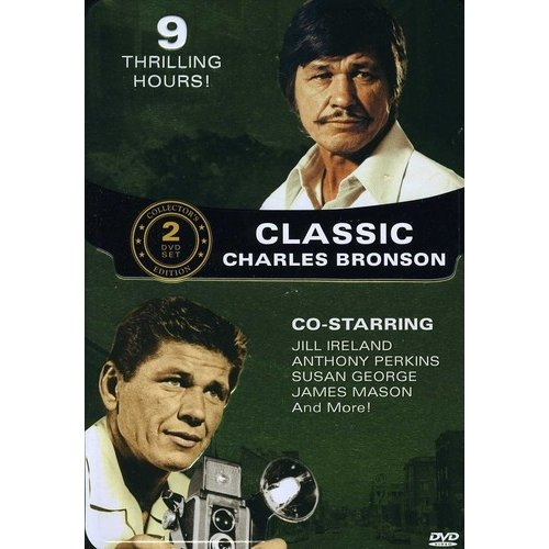Classic Charles Bronson: Cold Sweat / Someone Behind The Door / Lola / Man With A Camera