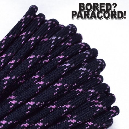 Bored Paracord Brand 550 Lb Type Iii Paracord   Tata 4 Now 50 Feet