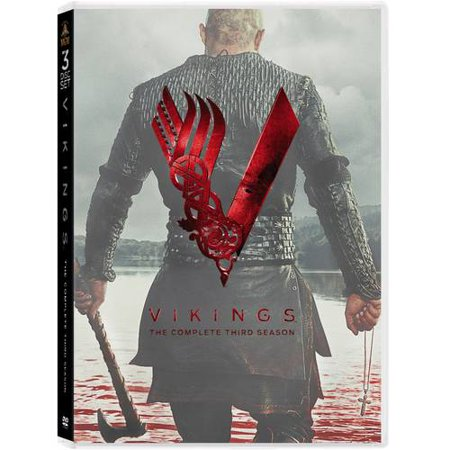 Vikings  The Complete Third Season  Widescreen