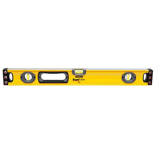 Stanley Fatmax Box Beam Level, 24\ by Generic