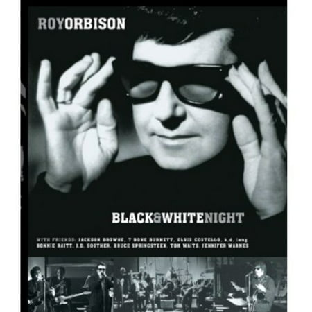 Roy Orbison and Friends: Black & White Night (DVD) - Old Black And White Halloween Movies
