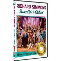 Sweatin' To The Oldies: Complete Collection (DVD)
