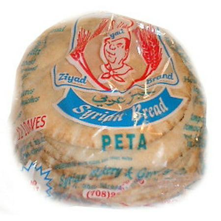Pita Bread  Pocket  Lebanese  Syrian 28Oz  10 Pc