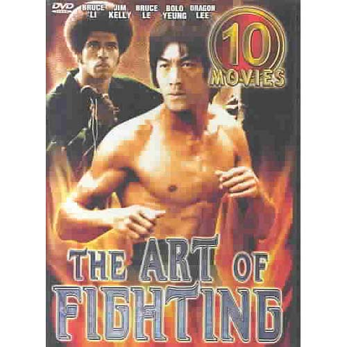 Art of Fighting - 10 Movie Set
