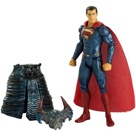 Dc Comics Multiverse Justice League Superman Action Figure  6   6  Scale Dc Super Hero Figure From The New Justice League Movie  By Mattel