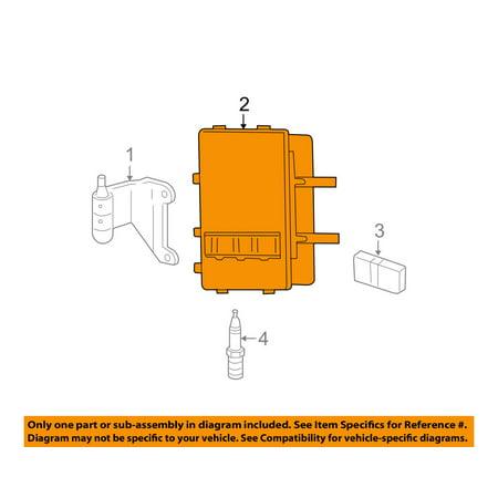 (Jeep CHRYSLER OEM-ECM PCM ECU Engine Control Module Computer R6044743AD)