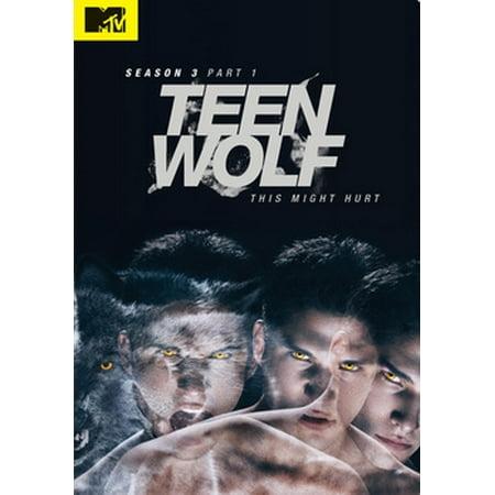 Teen Wolf Merch (Teen Wolf: Season 3, Part 1)