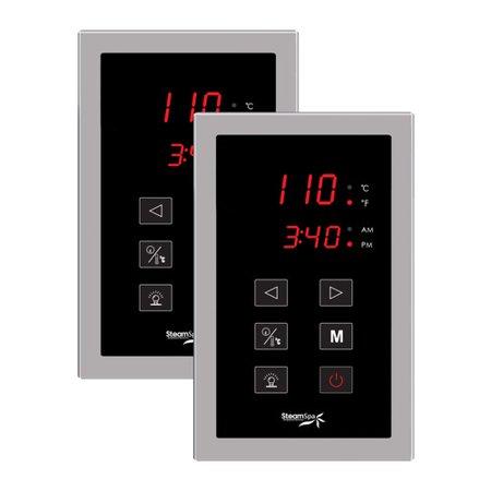 Steam Spa SteamSpa Dual Touch Panel Control
