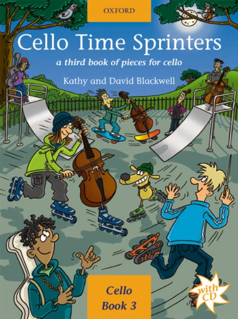 Cello Time Sprinters by