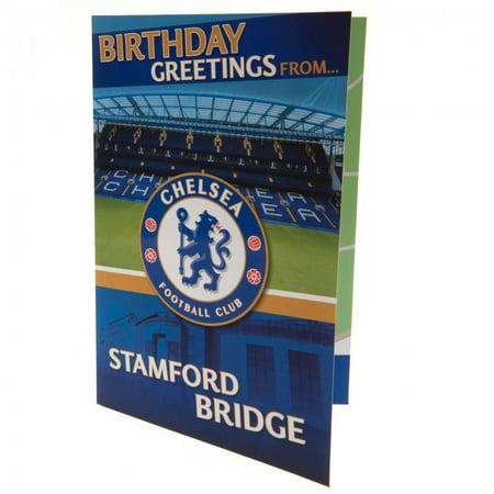 Chelsea FC Pop-Up Birthday Card - image 3 de 3