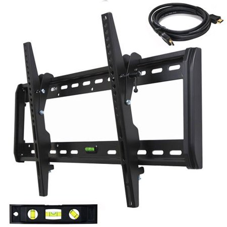 Tilting Low Profile TV Wall Mount Bracket for Most 32
