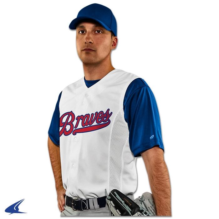 Champro Reliever Sleeveless Youth Baseball Jersey