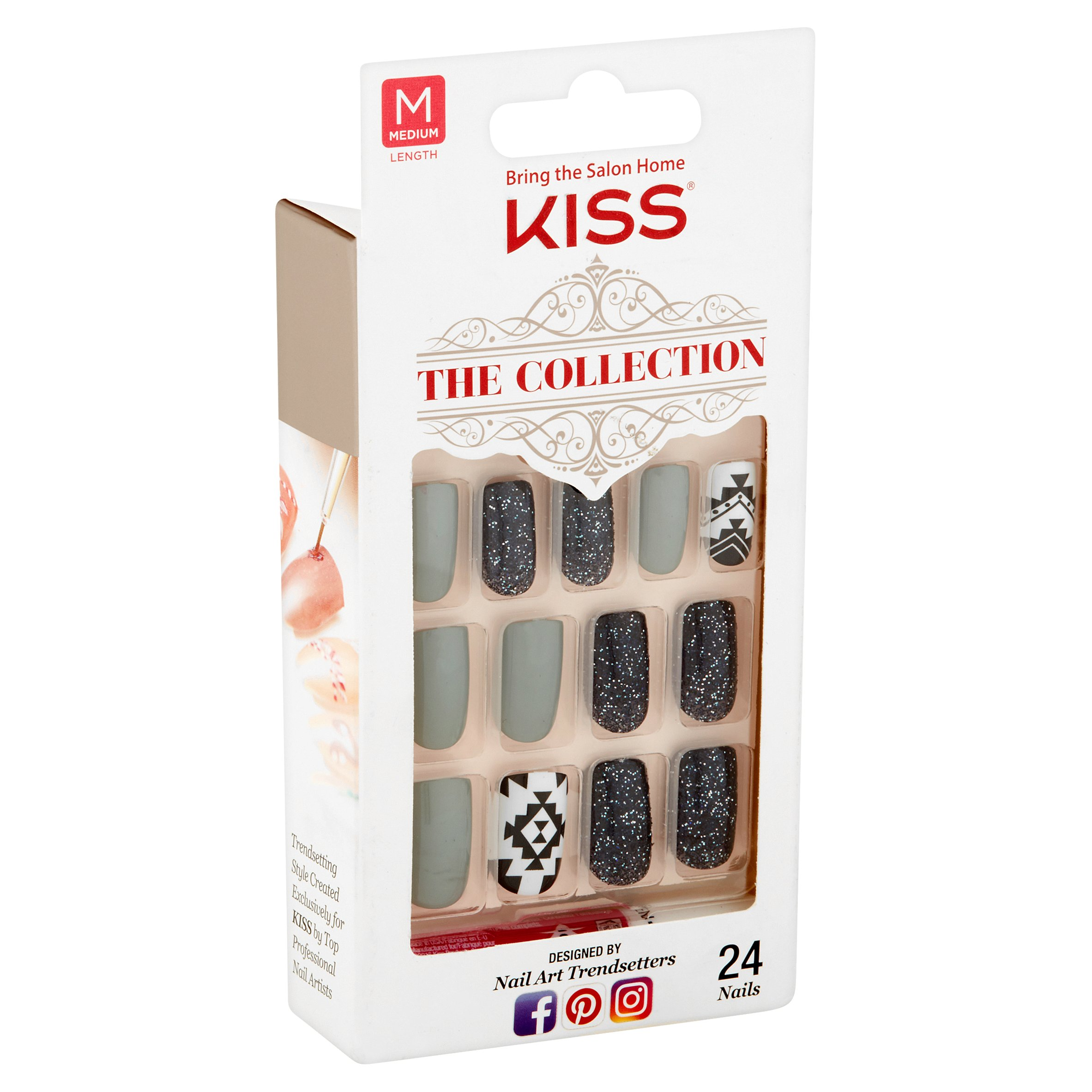 The Collection Nails - Temptation - Walmart.com