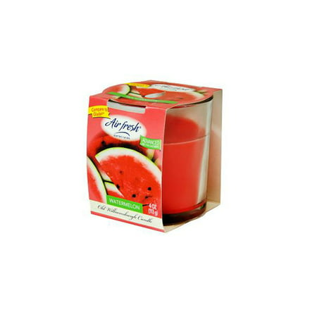 Watermelon Scent - Product Of Air Fresh, Scent Candle Watermelon, Count 1 - Candle / Grab Varieties & Flavors