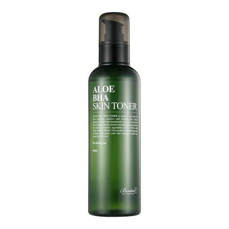 Benton Aloe BHA Skin Toner, 6.76 Fl Oz (Best Korean Toner And Moisturizer)