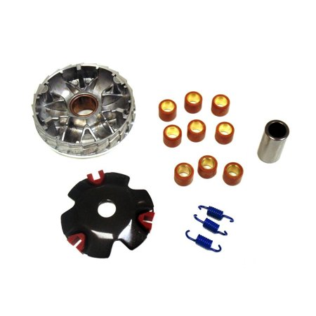 High Performance Racing Variator Kit for Chinese Scooter Moped ATV 4-Stroke  GY6 50cc 80cc 100cc 139QMB 139QMA Engine Front Clutch