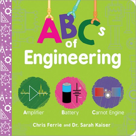 ABCs of Engineering (Board Book) - Abc Family Days Of Halloween 2017