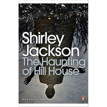 Penguin Book Cover Design - The Haunting of Hill House (Penguin Modern Classics) (Paperback)