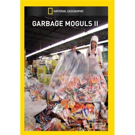 Garbage Moguls Ii  Dvd