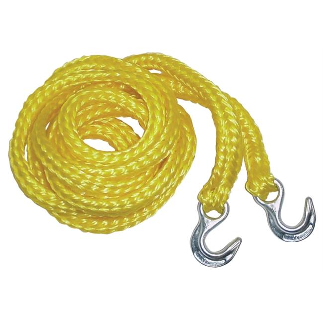 13 ft. Yellow Emergency Tow Ropes
