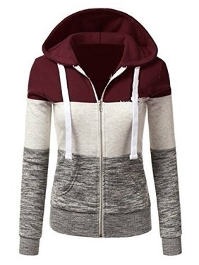 aa2336d4e49 Product Image 2018 New Women Fashion Plus Size Thin Zip-Up Hoodie Jacket  Drawstring Letter Printed Long