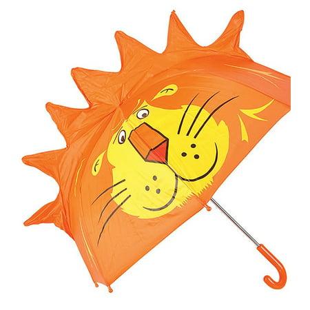 Umbrella Childrens Lion Umbrella](Novelty Umbrella)