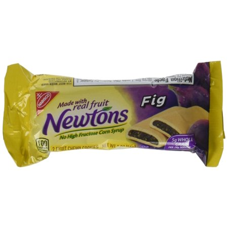 Newtons Fig Fruit Chewy Cookies - Snack Pack, 12 Count Box, 24.0 Ounce
