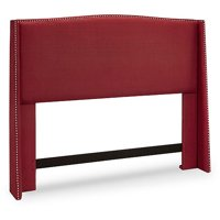 Stamford Upholstered Wing Headboard, Cardinal, Multiple Sizes