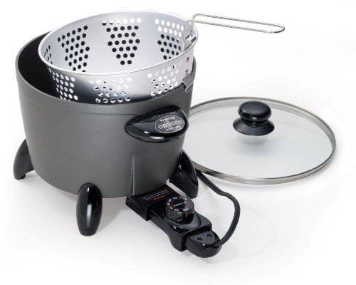 Presto 06003 Options Electric Multi-Cooker