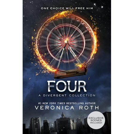 Four: A Divergent Collection ()