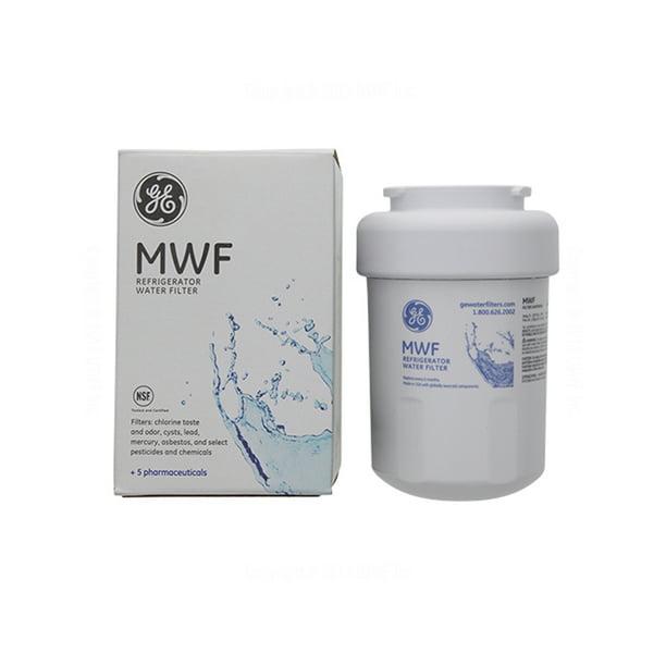 GE SmartWater MWFP Replacement Refrigerator Water Filter - Walmart.com - Walmart.com