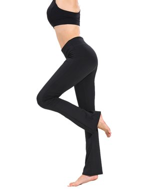 008cc327f Product Image Wide Leg Pants for Women Slim Yoga Pants Fitness Leggings  High Waist Stretch Gym Sport Stretch