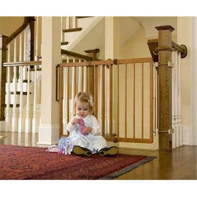 Wood Gate Brown by YTZ Baby