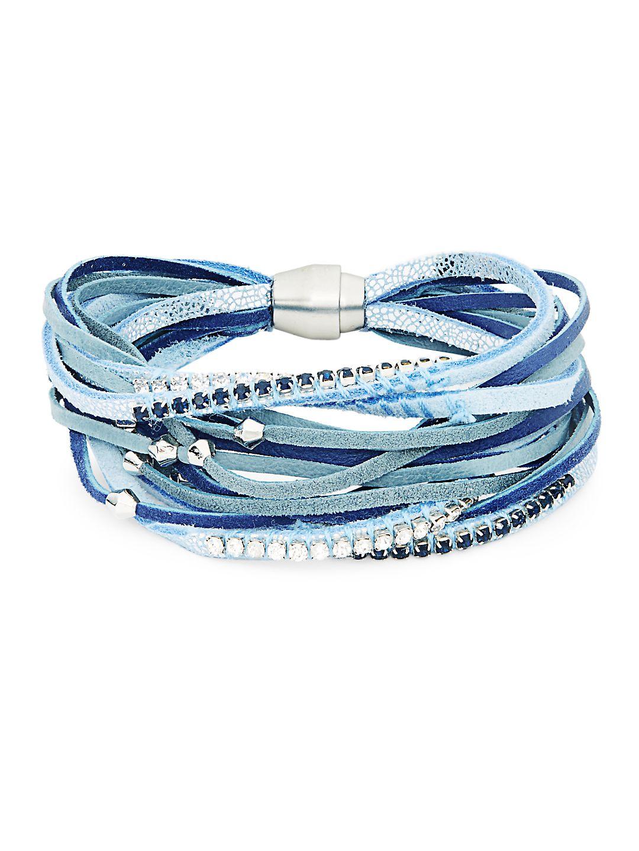 Beaded Multi-Wrap Bracelet