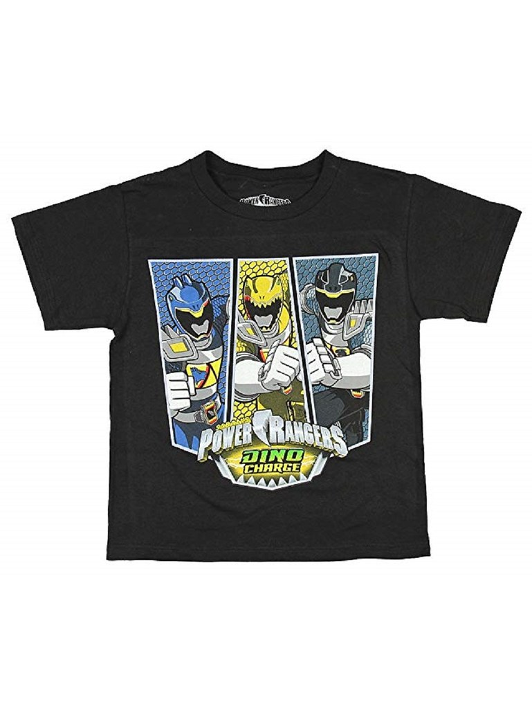 Power Rangers Megaforce t-shirt Size 4-5 XS 6-7 S 8 M 10-12 L 14-16 XL New