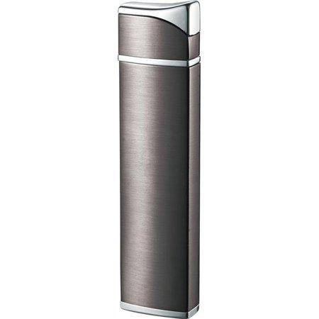 Visol Cyrillia Satin Gun Traditional Flame Lighter For Women Gun Satin Lighter