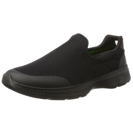 best cheap cost charm detailed look Skechers Performance Men's Go Walk 4 Incredible Walking Shoe, Black