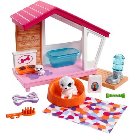 Barbie Dog House Playset