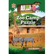 Zoo Camp Puzzle (Animal Planet Adventure Chapter Book #4) - eBook