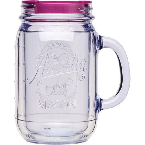Aladdin 10-01748-012 Classic 16 oz Insulated Mason Travel Mug, Jam - Set of 6