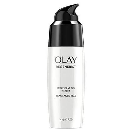 Olay Regenerist Regenerating & Moisturization Face Serum - Fragrance Free