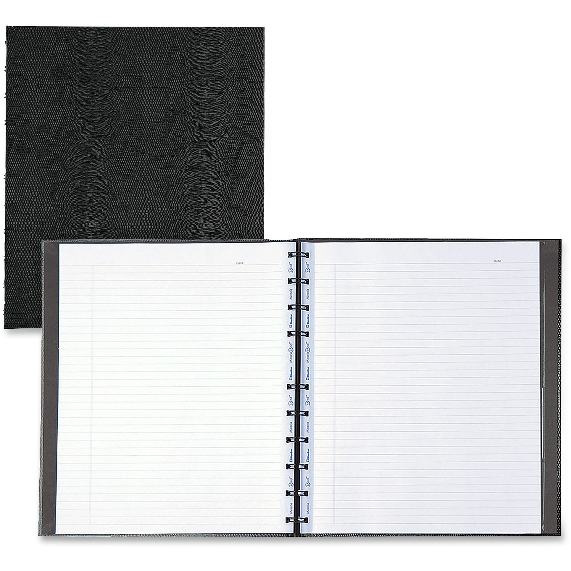 Rediform, REDAF1115081, MiracleBind College Ruled Notebooks - Letter, 1 Each
