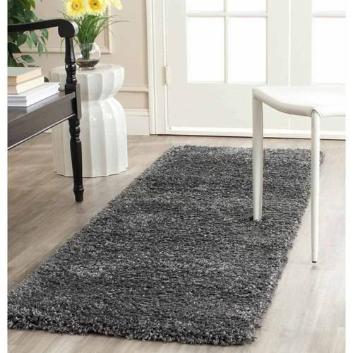 Safavieh Harold Machine-Made Shag Runner Rug
