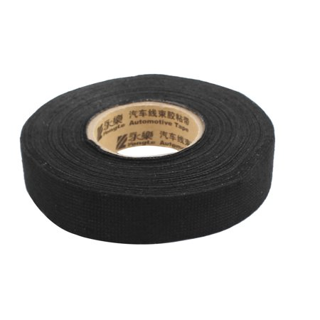 Admirable 19Mmx15M Black Adhesive Fabric Tape Cable Looms Wiring Harness For Wiring 101 Akebwellnesstrialsorg